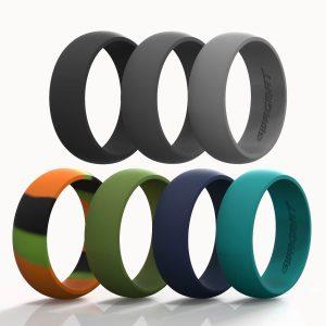 Classic Original Silicone Rings