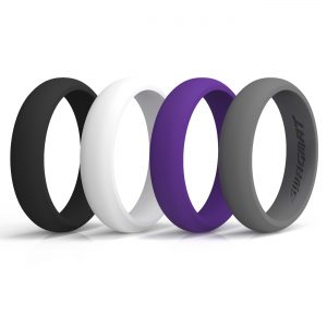 Classic Rockies Silicone Rings
