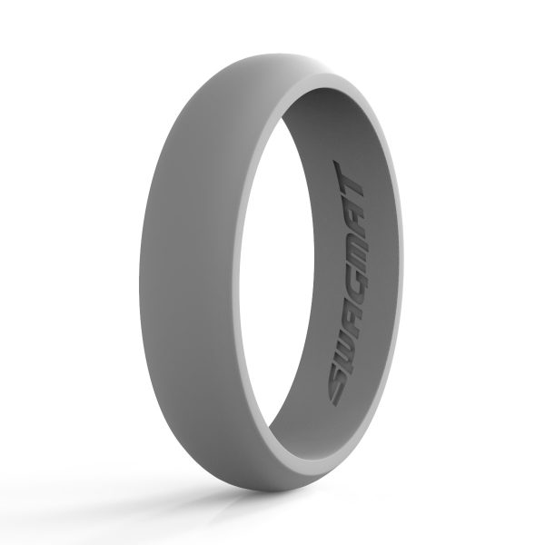 5mm Boulder Women Silicone ring
